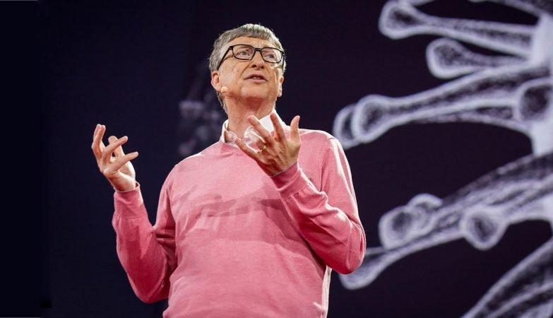 """Bill Gates prevê nova pandemia """"dentro de três anos"""""""